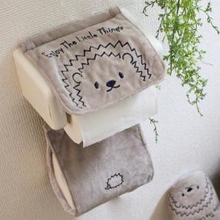 ★ハリネズミ ☆ トイレットペーパーホルダー(トイレ収納)