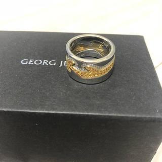 ジョージジェンセン(Georg Jensen)のGEORG JENSEN(リング(指輪))