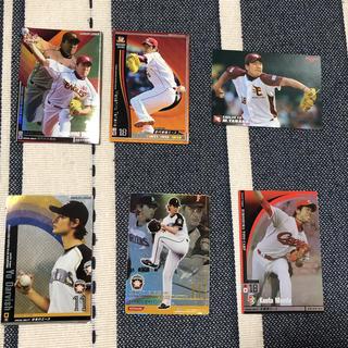 プロ野球カード(スポーツ選手)