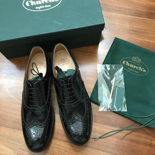 チャーチ(Church's)の週末値下げ☆新品☆Church's BURWOOD チャーチ バーウッド(ローファー/革靴)