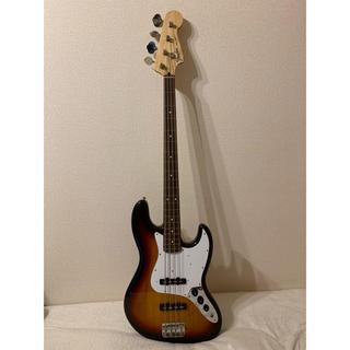 フェンダー(Fender)の☆美品☆ Fender japan Jazz bass(エレキベース)