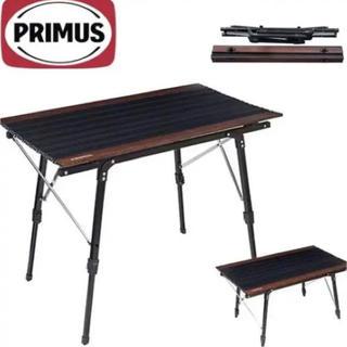 プリムス(PRIMUS)の超希少☆新品☆PRIMUS(プリムス)アジャスタブルテーブルS(テーブル/チェア)