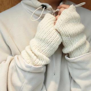 TODAYFUL - 新作*新品*Knit Arm Warmer