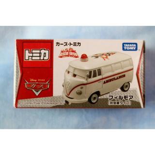 タカラトミー(Takara Tomy)のトミカ カーズ フィルモア 救急車タイプ(ミニカー)