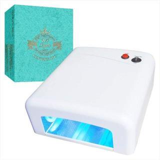 ☆タイマー付☆ レジンネイル硬化用ライト UV ハイパワー (ネイルケア)