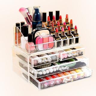 値引き品!送料無料 化粧品収納ボックス 引き出しタイプ(ケース/ボックス)