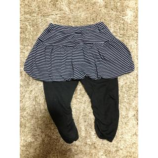 【数回着用】子供服 ベビー服 女の子 80サイズ スカート(スカート)