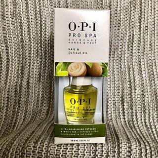オーピーアイ(OPI)のOPI★新品 プロスパ オイル 15ml ★アボプレックス オイル(ネイルケア)