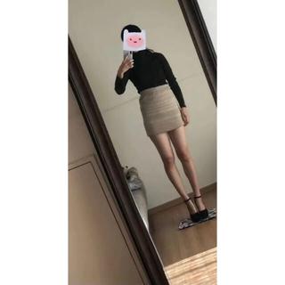 ジーユー(GU)のdazzlin  スカート GU トップス(ミニスカート)