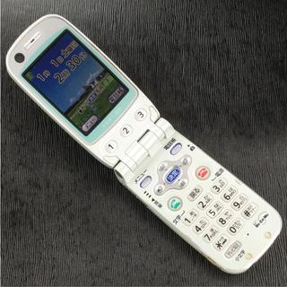 エヌティティドコモ(NTTdocomo)のらくらくホン docomo F881ies(携帯電話本体)