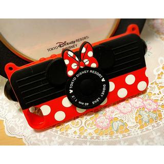 ディズニー(Disney)のディズニー☆ミニー☆iPhoneケータイケース・カバー☆(iPhoneケース)