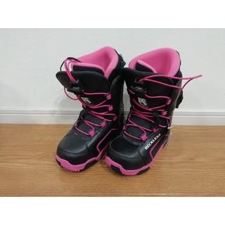 バートン(BURTON)の新品 半額以下 ジュニア スノーボード ブーツ 21cm(ブーツ)