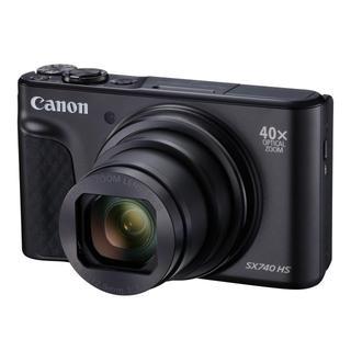 キヤノン(Canon)の新品 CANON PowerShot SX740 HS☆元箱一式(コンパクトデジタルカメラ)