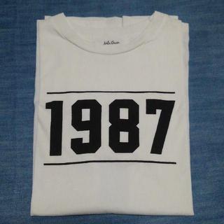 Mila Owen - 値下げ不可☆木下ココ着用色違い☆Mila Owen 1987プリントTシャツ