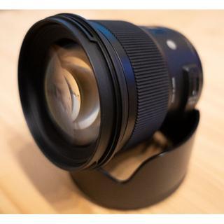 シグマ(SIGMA)のSIGMA 50mm F1.4 DG HSM Art Nikon用(レンズ(単焦点))