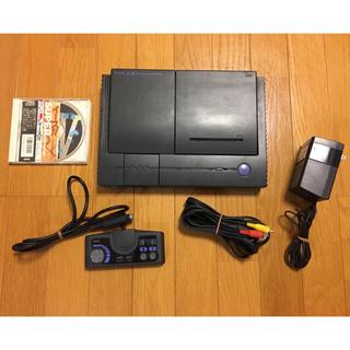 エヌイーシー(NEC)の中古品 PCエンジン DUO セット (ジャンク品)(家庭用ゲーム本体)