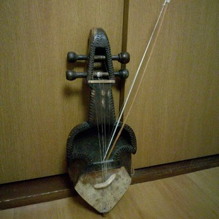 ネパール民族楽器 サーランギ(その他)