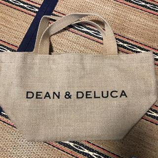 ディーンアンドデルーカ(DEAN & DELUCA)のDean Deluca トートバッグ ディーンアンドデルーカ 限定 ジュート 麻(トートバッグ)
