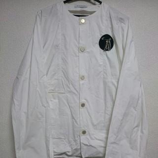 ジェイダブリューアンダーソン(J.W.ANDERSON)のjwAnderson シャツジャケット (ノーカラージャケット)
