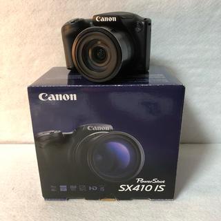 キヤノン(Canon)の【付属品完備】Canon デジタルカメラ PowerShot SX410IS(コンパクトデジタルカメラ)