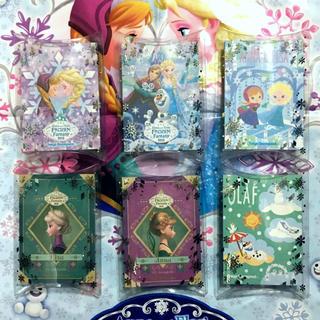 ディズニー(Disney)の未使用 ディズニー アナとエルサのフローズンファンタジー 2018 メモ メモ帳(ノート/メモ帳/ふせん)