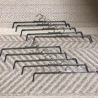 MAWAハンガー(マワハンガー)ロフィット37 10本セット(押し入れ収納/ハンガー)
