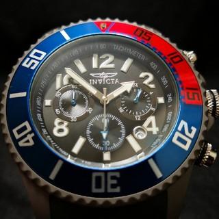 インビクタ(INVICTA)の新品送無 インビクタ Invicta TI-22チタンケース セイコークォーツ(腕時計(アナログ))