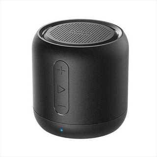 【送料無料】Anker コンパクト Bluetoothスピーカー ブラック(スピーカー)