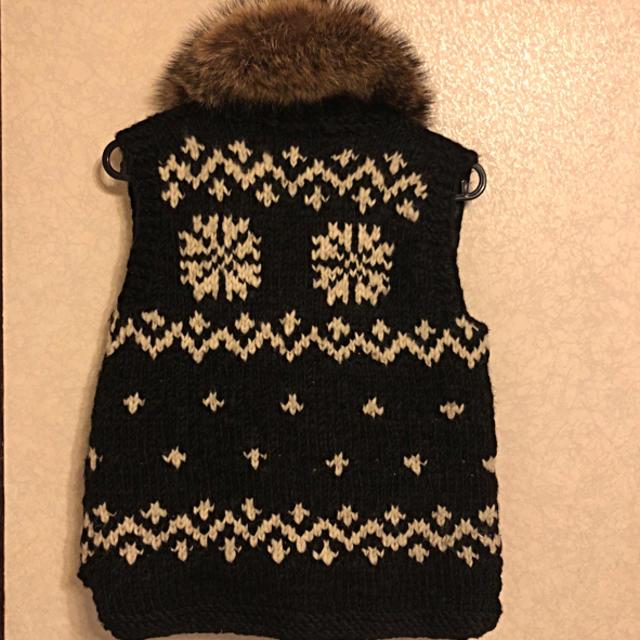 KANATA(カナタ)のCANADIAN SWEATER レディースのトップス(ニット/セーター)の商品写真