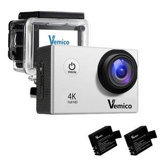 アクションカメラ 4K WIFI搭載 1600万画素 (コンパクトデジタルカメラ)
