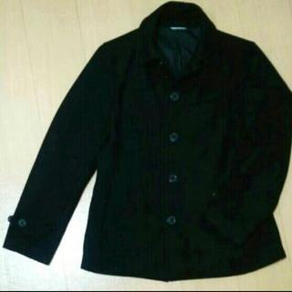 ザラ(ZARA)のGLOBAL WORK 定番型Pコートジャケット(ピーコート)
