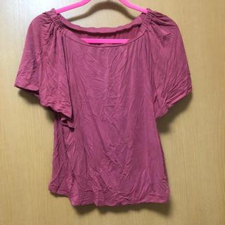 チルアナップ(CHILLE anap)の半袖(CHILLE)(Tシャツ(半袖/袖なし))