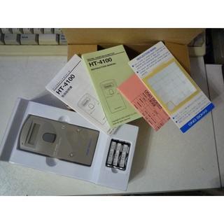 小野測器 非接触式  回転計 ハンドタコメータ HT-4100(OA機器)