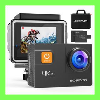 アクションカメラ 4K WIFI搭載(コンパクトデジタルカメラ)