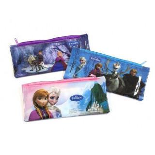 新品・激安!アナと雪の女王 PVC ペンケース 3柄セット(ペンケース/筆箱)