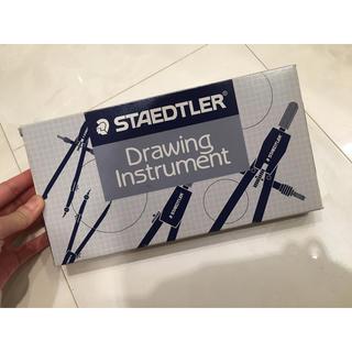 STAEDTLER 製図セット(鉛筆)
