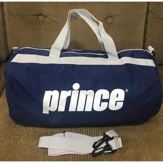 プリンス(Prince)の新品未使用品 折りたたみ式 プリンス テニスバッグ ボストンバッグ(バッグ)