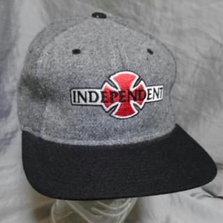 インディペンデント(INDEPENDENT)のINDEPENDENT キャップ デッドストック 90s skate (キャップ)