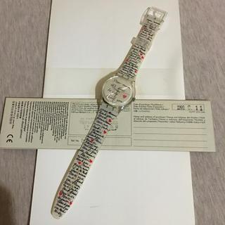 スウォッチ(swatch)のSWATCH スウォッチ 1999年 年代物 貴重品 新品未使用 (腕時計)