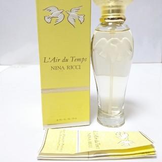 ニナリッチ(NINA RICCI)のニナリッチ レールデュタン EDT 50ml  女性用香水 送料無料(香水(女性用))