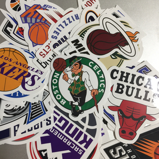 Stickers 30枚 MIX ステッカー 999円 NBA(ステッカー)