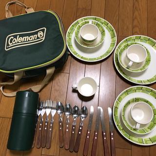 コールマン(Coleman)のコールマン食器セット(食器)