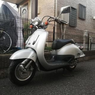 低走行ジョーカー50 タイヤ山有点検済 千葉県柏市から 乗って帰る事も可能です(車体)