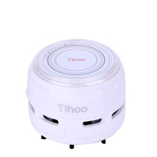 Tihoo 卓上掃除機 乾電池式 ミニクリーナー(その他)