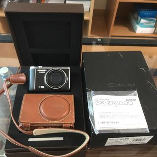 カシオ(CASIO)のEX-ZR1000 10th anniversary CASIO EXILIM(コンパクトデジタルカメラ)