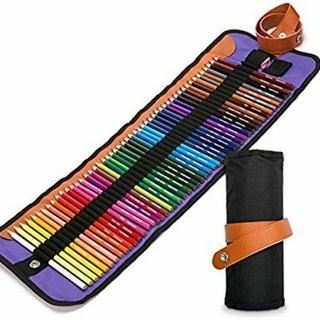 色鉛筆50色セット 削り機付き(色鉛筆 )