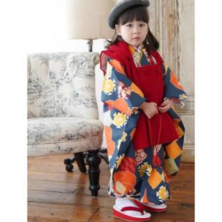 専用 utatane 3歳七五三セット(和服/着物)