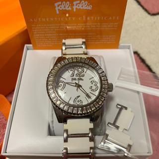 フォリフォリ(Folli Follie)の腕時計ジャンク品。(腕時計(アナログ))