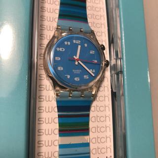 スウォッチ(swatch)のドリカム スウォッチ ストライプ(腕時計)
