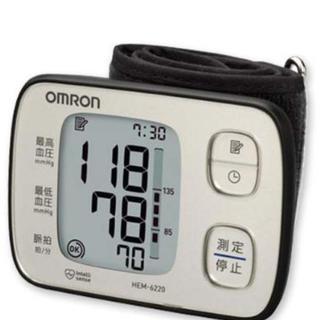 オムロン 血圧計 手首式(その他)